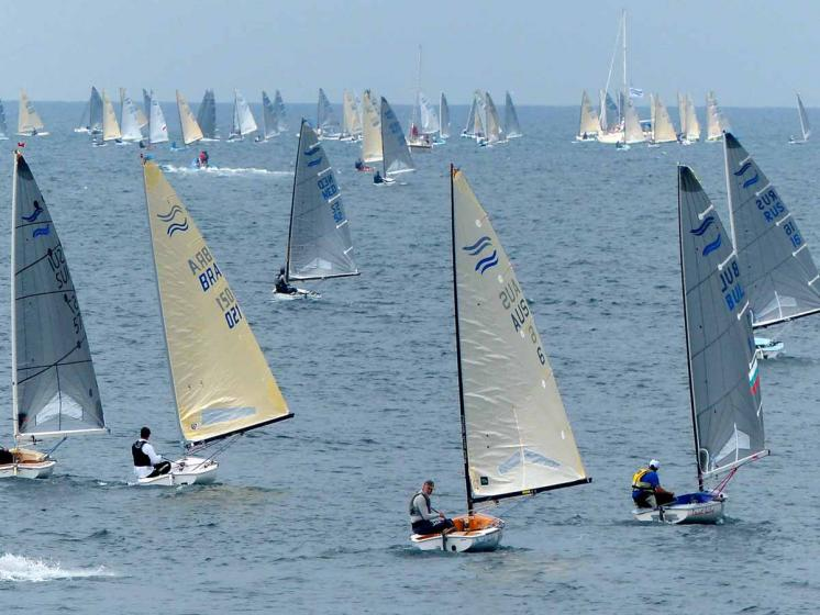 'The Ultimate Challenge' is a challenge for life – 300 pre-entries for Finn World Masters