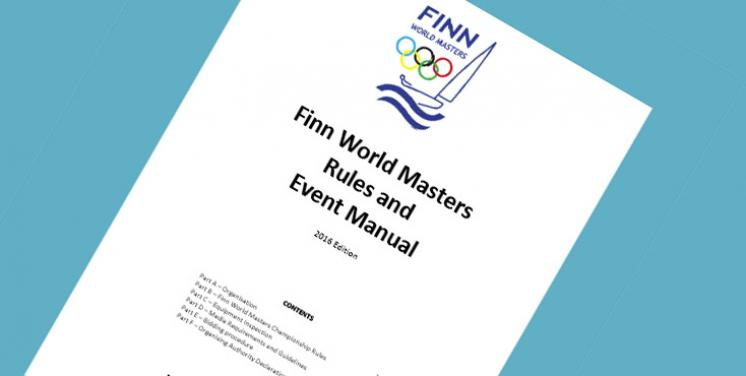 Finn Masters Rules and Event Manual