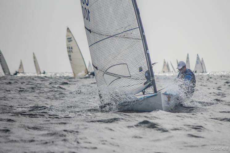 Rafa Trujillo opens Finn World Masters defence with two bullets in beautiful Barbados