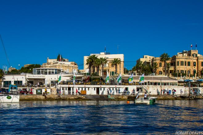 2019 Finn World Masters Candidate: Royal Malta Yacht Club