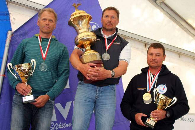 Michael Maier Wins World Masters 2014